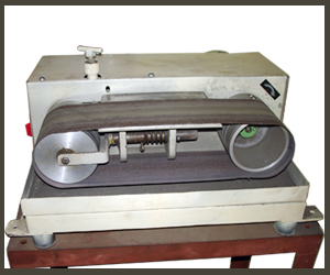 Belt Polishing Machine