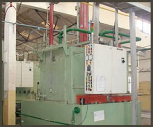 Washing Degreasing Machine